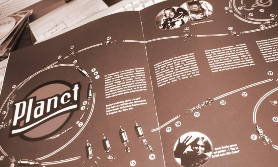 Der Planet in der Techno-Bibel